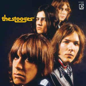 The Stooges - s/t lp (Elektra/RHINO)