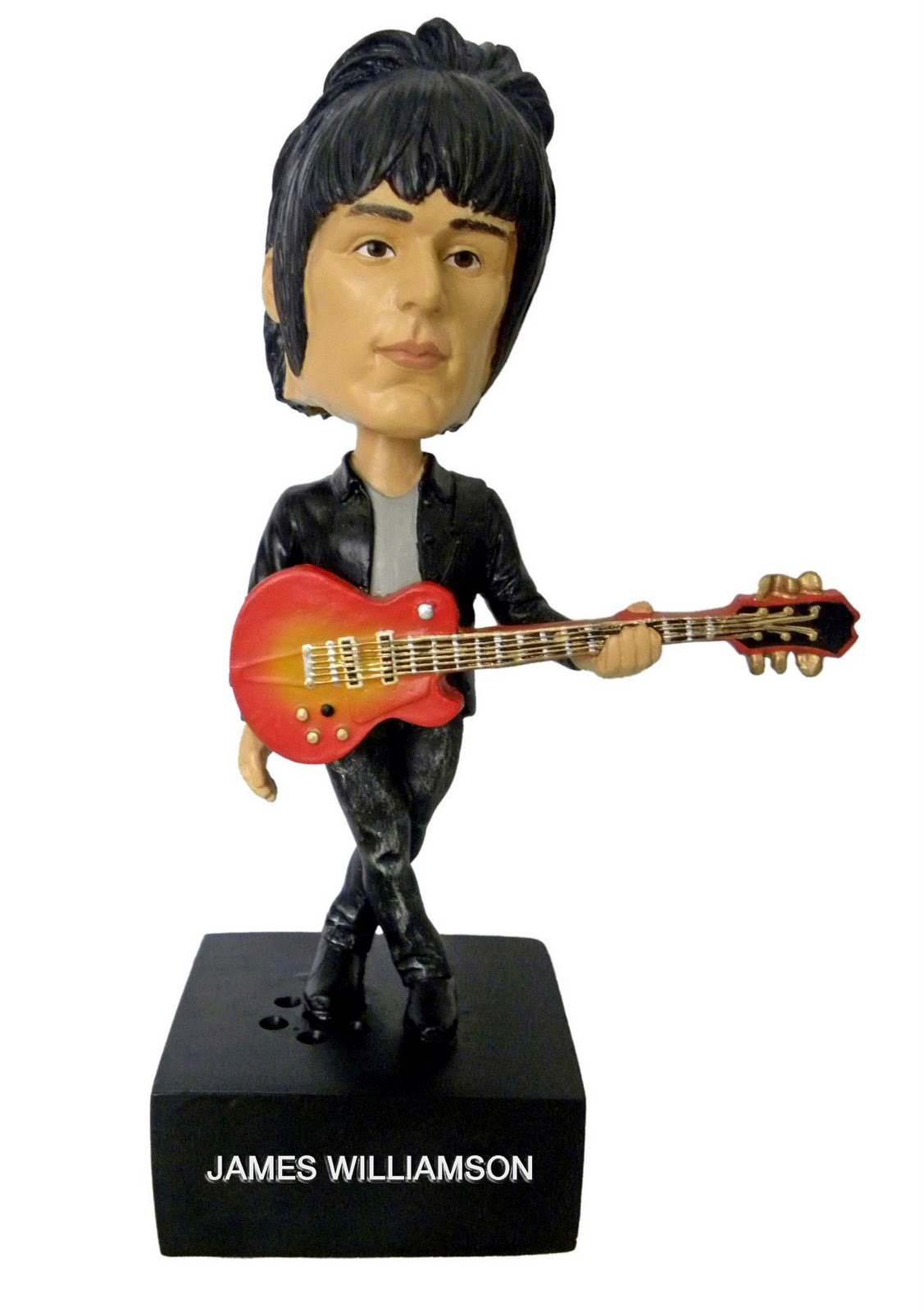 James Williamson (Stooges) Riffing bobblehead