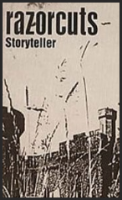 Razorcuts - Storyteller Cassette (MFG Recordings)
