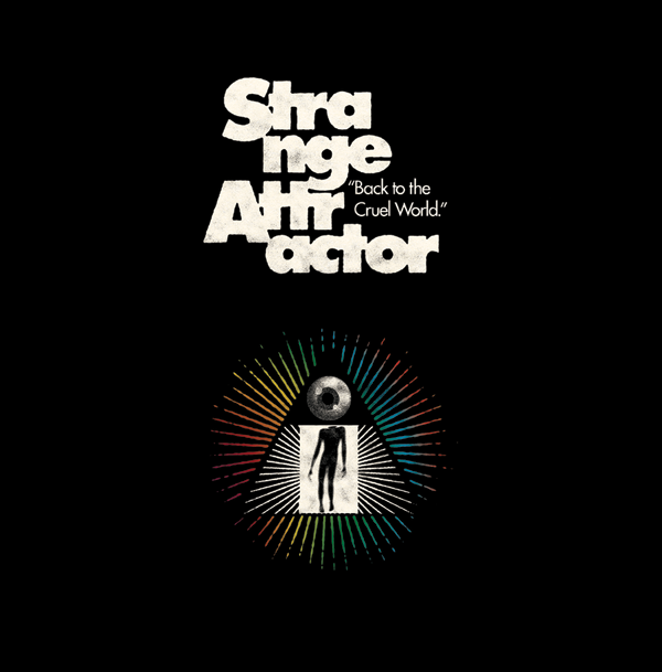 Strange Attractor - Back To The Cruel World lp (FDH/Mmmth Cave)