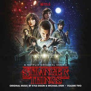 Kyle Dixon & Michael Stein - Stranger Things Vol 2 dbl lp