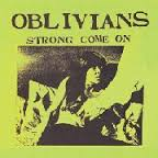 "Oblivians - Strong Come On 7"" (Crypt)"