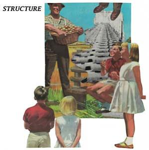 Structure - s/t lp (Harbinger Sound)