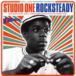Studio One Rocksteady dbl lp (Soul Jazz)