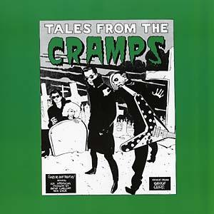 Cramps - Tales From The Cramps lp (Cave)