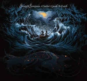 Sturgill Simpson - A Sailor's Guide To Earth lp (Atlantic)