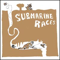 "Submarine Races - Wire Taps 7"" (Shit Sandwich)"