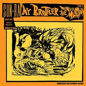 Sun Ra - My Brother The Wind dl lp (Cosmic Myth)