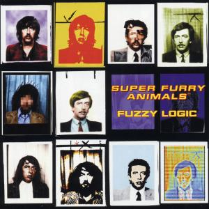 Super Furry Animals - Fuzzy Logic lp (Everloving) RSD 2017