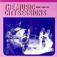 Music City Sessions - Volume 2 Super Strut lp (Omnivore)