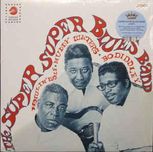 Super Super Blues Band - s/t lp (Jackpot)