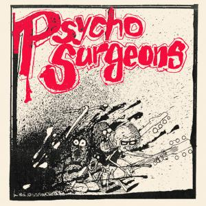 "Psycho Surgeons - Crush On You 7"" (Blank)"