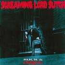 Screaming Lord Sutch - Rock & Horror lp (Ace Records)