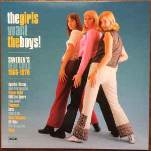 The Girls Want the Boys! lp (Ace)