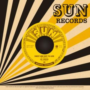 "Roy Orbison - Sweet and Easy To Love 7"" (Third Man/Sun)"
