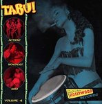Tabu! Volume 4 lp (Paris Hollywood Records)
