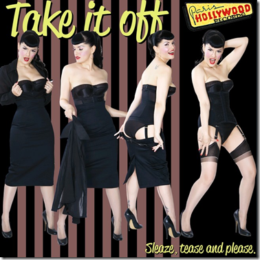 Take It Off lp (Paris Hollywood Records)