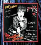 Tav Falco Panther Burns - Lore and Testament Vol. 2 CD (Frenzi)
