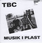 "TBC - Musik I Plast 7"" (Ken Rock Records SWEDEN)"