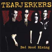 Tearjerkers - Bad Mood Rising lp (Big Legal Mess)