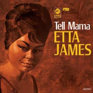 James, Etta - Tell Mama lp (4 Men With Beards)