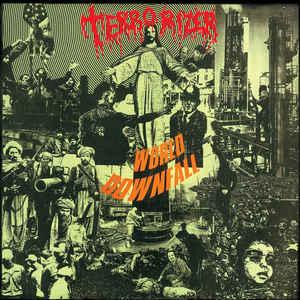 Terrorizer - World Downfall lp (Earache)