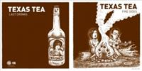 Texas Tea - B Sides lp (Merenoise Records AUS)