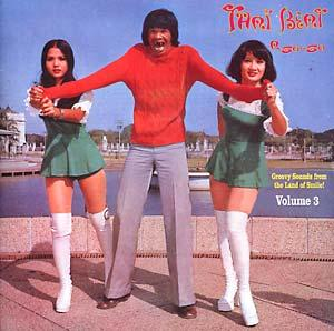 Thai Beat A Go Go Vol 3 cd (Subliminal Sounds, Sweden)
