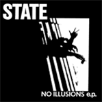"State - No Illusions e.p. 7"" (Havoc)"