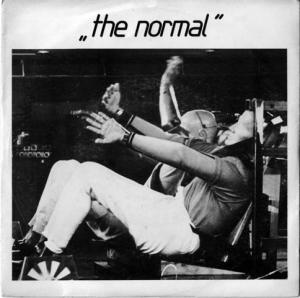 "The Normal - Warm Leatherette 7"" (Mute)"