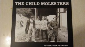 "Child Molesters - 1978 Hound Dog Sessions 12"" ep (Negative Jazz)"