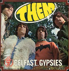 "Them Belfast Gypsies - s/t lp (""Sonet"")"
