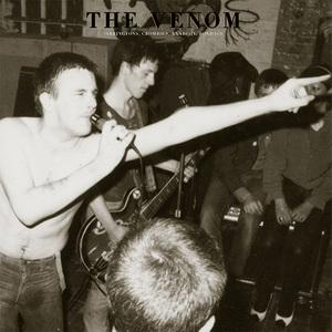 The Venom -'Arringtons, Crombies, Anarchy Bondage LP + 7""