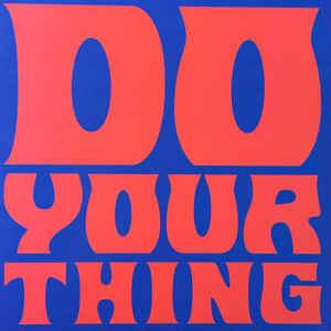 Isaac Hayes and the Bar-kays - Do Your Thing lp (Now-Again)