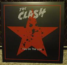Clash - Ties On The Line lp (Arkain Filloux Records)