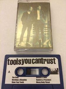 Tools You Can Trust - Peel Sessions 1983-84 cassette (No Label)