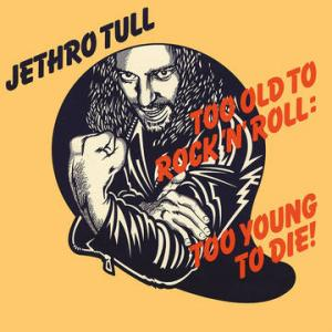 Jethro Tull - Too Old To Rock'N'Roll lp (Chrysalis)