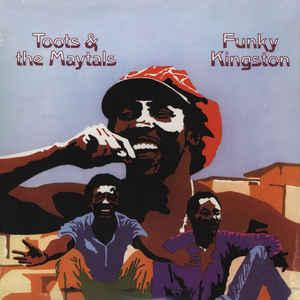 Toots & the Maytals - Funky Kingston lp (Get On Down)