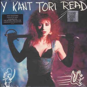 Y Kant Tori Read - s/t lp (Atlantic)