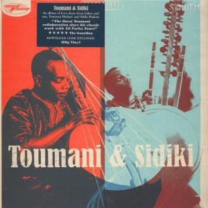 Toumani & Sidiki lp (World Circuit)
