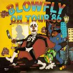 Blowfly On Tour '86 cassette (Pandisc)