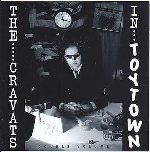 Cravats, The - In Toytown lp (Overground)