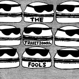 Traditional Fools - s/t cd (In The Red)