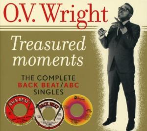 O.V. Wright - Treasured Moments dbl cd (Play Back)