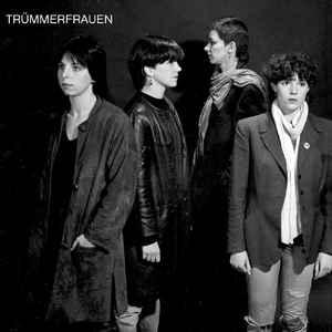 Trummerfrauen - s/t lp (Danger Records)