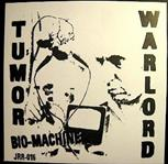 "Tumor Warlord - Bio-Machine 7"" (Jeth-Row Records)"