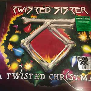 Twisted Sister - A Twisted Christmas RSD lp (Rhino)
