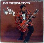 Diddley, Bo - Bo Diddley's A Twister lp (Rumble Records)