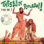 Twistin Rumble - Vol 7 lp