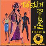 Twistin Rumble - Volume 6 lp